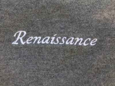RENAISSANCE NAME SWEATER - Copy