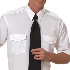 epaulet shirt tie model